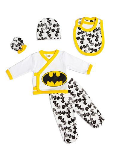 Batman Set Beyaz